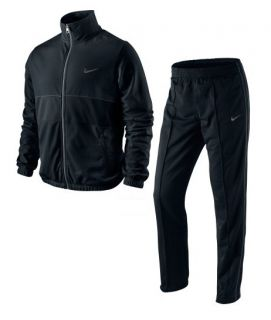 Clio Tracksuit Warm Up Size XL Black Gray Jacket Pants Training