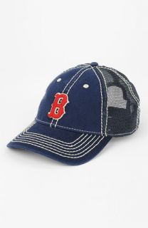 American Needle Red Sox Mesh Back Baseball Cap