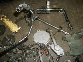01 Yamaha V Star XVS 650 Custom Box of Engine Parts & Bolts C13