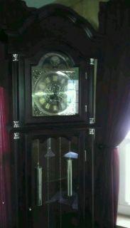 Jenlea Daniel Dakota 7163 Grandfather Clock Decor
