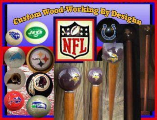 Handle Custom Made Canes /Team Spirt Canes ( Dallas Cowboys)