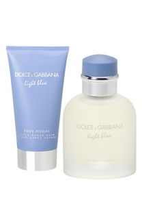 Dolce&Gabbana Light Blue Pour Homme Gift Set ($106 Value)
