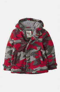 Mini Boden Fleece Lined Jacket (Little Boys & Big Boys)