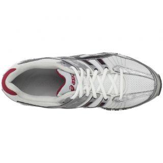 Mens GEL Antares TR 2 Cross Training Shoe Lightning Silver Black Red