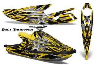 Yamaha Waveblaster Jet Ski Graphics Kit 93 96 Creatorx jetski Decals