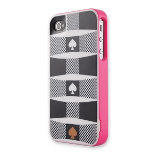 New Kate Spade Signature Hard Case Cover for Apple iPhone 4 4G 4S Case