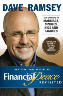 Financial Peace Revisited by Dave Ramsey 2002 Hardcover