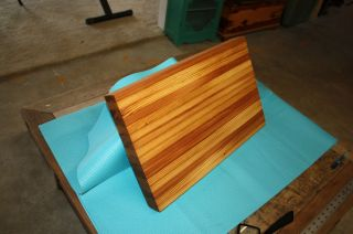 Large Block Wooden Cutting Board 2 inches thick LOWER PRICE