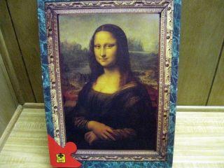 Mona Lisa 1000 PC Puzzle Trefl Leonardo Da Vinci