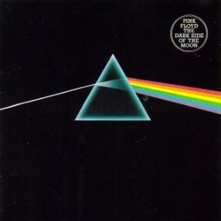 Pink Floyd Dark Side of The Moon Early Japanese Pressing Digital