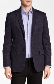 Ted Baker London Global Trim Fit Corduroy Sportcoat