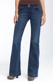 Paige Denim Hidden Hills Bootcut Stretch Jeans (Wayward Wash)