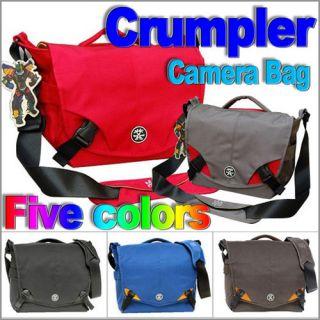 by it now new crumpler 5 million dollar home digital camera bag photo
