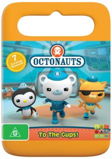 image is for display purposes only octonauts to the gups