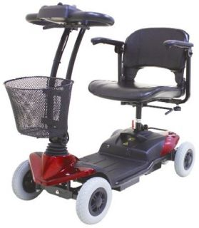 Portable Mobility Scooter CTM HS 118 Power Electric 4 Wheel Small