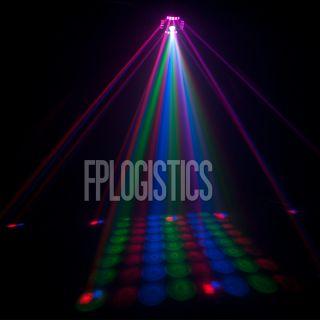 Chauvet Cubix Multicolored LED Centerpiece Dance Effect DMX 512 RGB