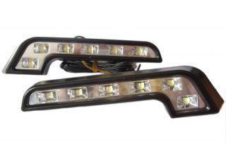 DRL High Power LED Lights Daihatsu Sirion Terios Trevis