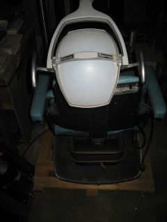 PELTON Crane Teal MPS Dentists Doctors Tattoo Chair
