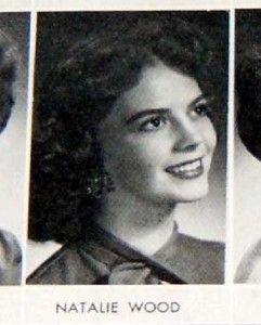 Natalie Wood High School Yearbook Van Nuys CA Senior Year 4 Beloved