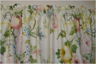 Window Treatment 2 Drapes Panels Curtains New Ralph Lauren Home Lake