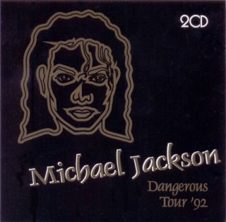 MICHAEL JACKSON     *Super Rare* Dangerous Tour 92 2 CD Set