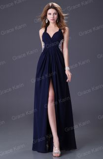 Elegant Stylish Women Sexy Long Evening Dress Formal Gown Party Dress