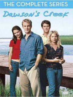 Dawsons Creek The Complete Series New 24 DVD Set Seasons 1 6 1 2 3 4