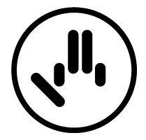 Dane Cook Super Finger Su Fi Window Decal Sticker 3