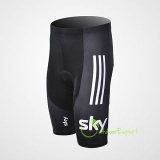 2012 Team Bike Cycling Bicycle Outdoor Sports Shorts Wear Clothing
