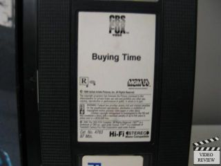 Buying Time VHS Jeff Schultz, Dean Stockwell, Leslie Toth; Mitchell