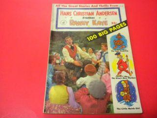 Hans Christian Andersen Ziff Davis 1953 Danny Kaye