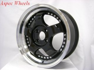 Rota D2 18x9 4x114 3 ET30 73 1 Royal Black Wheel Rims