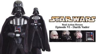Real Action Heroes Star Wars Dark Vader 12 Action Figure