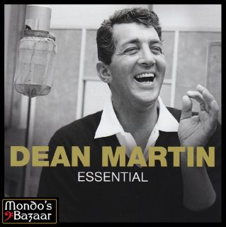 Dean Martin Essential CD Album Big Band Swing Jazz 50s 60s New