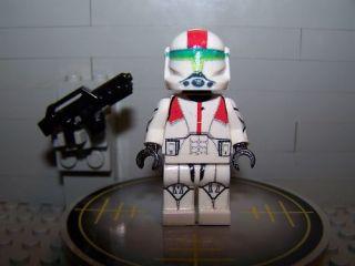 Lego Minifig Custom Star Wars Republic Commando Darman