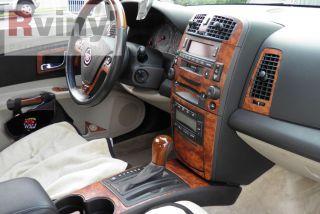 Dash Kit Decal Auto Interior Trim Chevy Silverado 07 2013