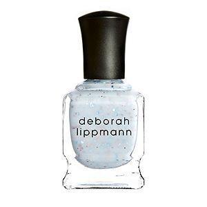 Deborah Lippmann Nail Color Glitter in The Air 5 FL oz 15 Ml