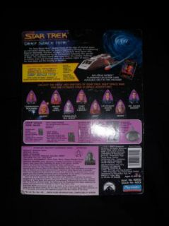 1993 Star Trek Deep Space Nine Commander Ben Sisko Playmates Skybox