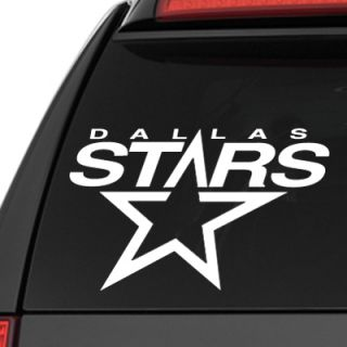 Dallas Stars NHL Hockey Vinyl Decal Sticker   4 Sizes Available