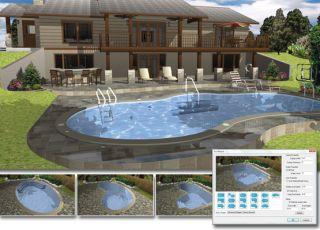 Punch Home Landscape Design Premium V17 PC Design Improvement ...