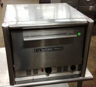Bakers Pride Countertop Electric Deck Oven Nice