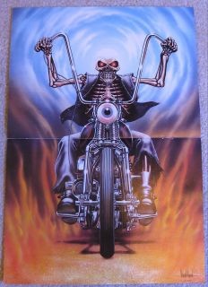 DAVID MANN EASYRIDER CENTER ART 29