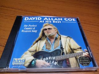 David Allan Coe Human Emotions Happy SideSu i side