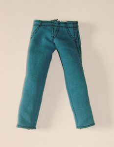 New BRATZ BOY Doll Clothing Blue Denim Jeans for Boys Fashion Clothes