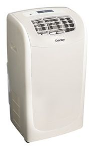 Danby 12 000 BTU 5 in 1 Portable Air Conditioner Dehumidifier