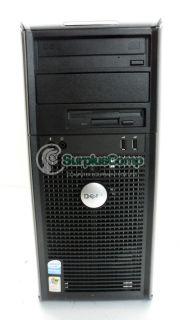 Refurbished Dell Optiplex 755 Intel Dual Core 2 GHz 2 GB RAM 80 GB HD
