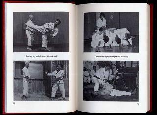 Okinawa Karate Book Hanshi Fusei Kise Signed Shorin Ryu