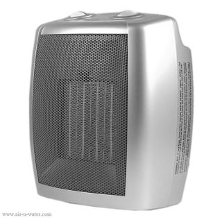 DCH1030 DeLonghi 1500 Watt Ceramic Space Heater With 2 Adjustable Heat