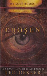 Christian Teen Fiction Hardcover Chosen Lost Books 1 Ted Dekker