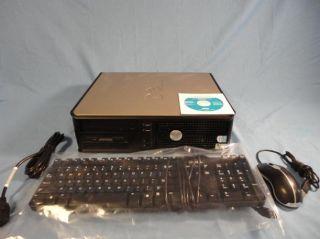 Dell GX745 Desktop Computer PC 3 GHz Dual Core 2GB RAM Win XP Pro